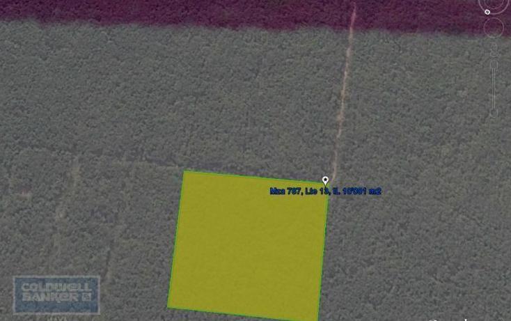 Foto de terreno comercial en venta en  , tulum centro, tulum, quintana roo, 1848548 No. 03