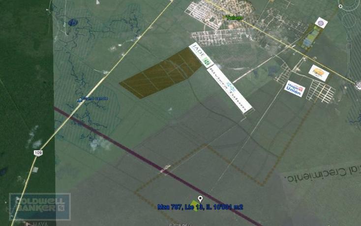 Foto de terreno comercial en venta en  , tulum centro, tulum, quintana roo, 1848548 No. 04