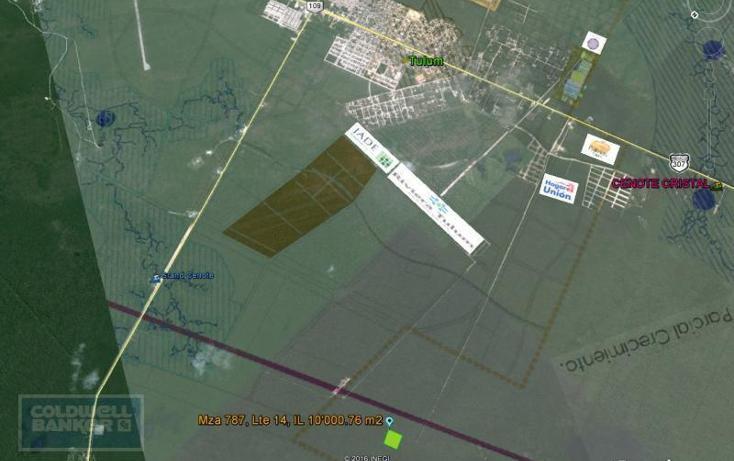Foto de terreno comercial en venta en  , tulum centro, tulum, quintana roo, 1848550 No. 08