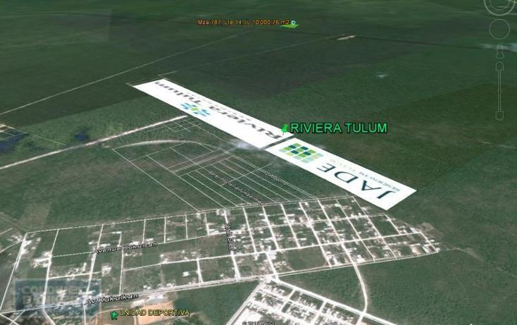 Foto de terreno comercial en venta en  , tulum centro, tulum, quintana roo, 1848550 No. 09