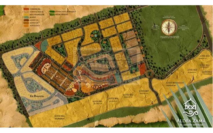 Foto de terreno habitacional en venta en, tulum centro, tulum, quintana roo, 1848562 no 01