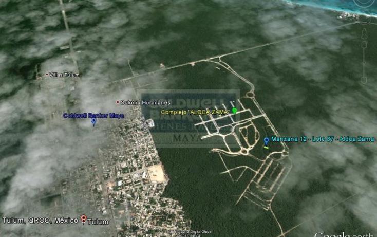 Foto de terreno habitacional en venta en, tulum centro, tulum, quintana roo, 1848562 no 06