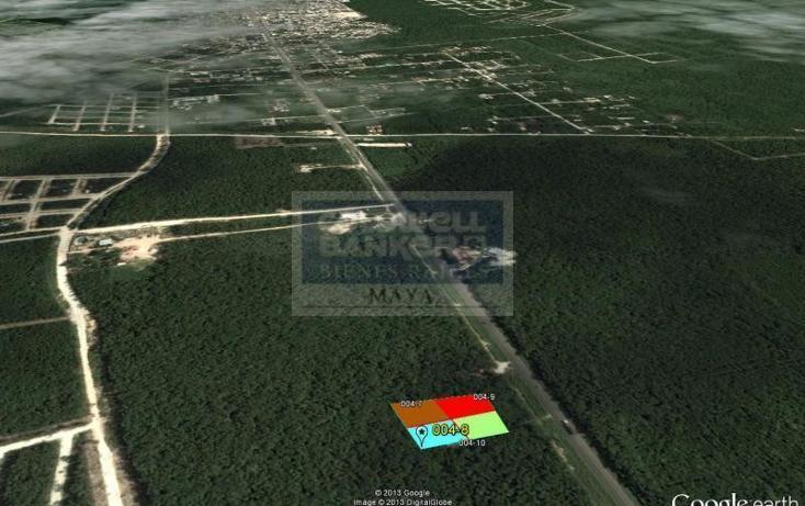 Foto de terreno habitacional en venta en, tulum centro, tulum, quintana roo, 1848572 no 05