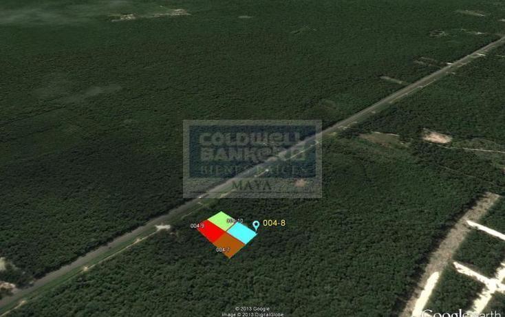 Foto de terreno comercial en venta en  , tulum centro, tulum, quintana roo, 1848572 No. 07