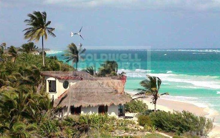 Foto de terreno comercial en venta en  , tulum centro, tulum, quintana roo, 1848600 No. 02