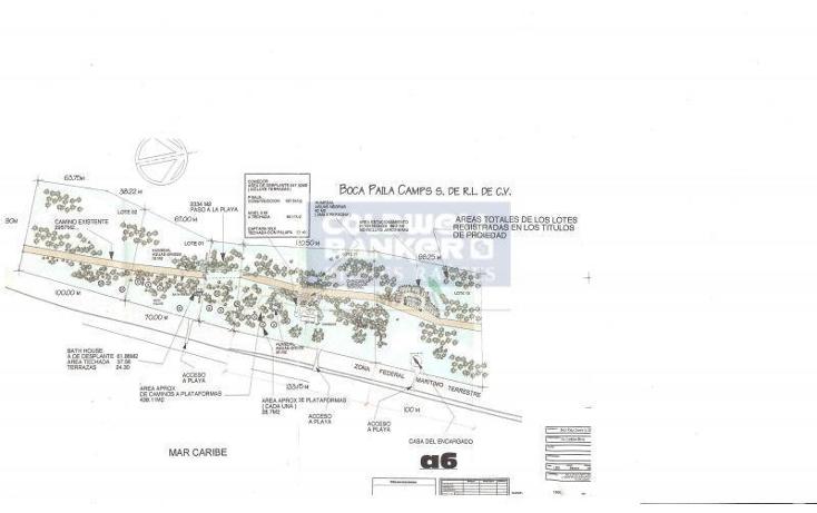 Foto de terreno comercial en venta en  , tulum centro, tulum, quintana roo, 1848600 No. 13