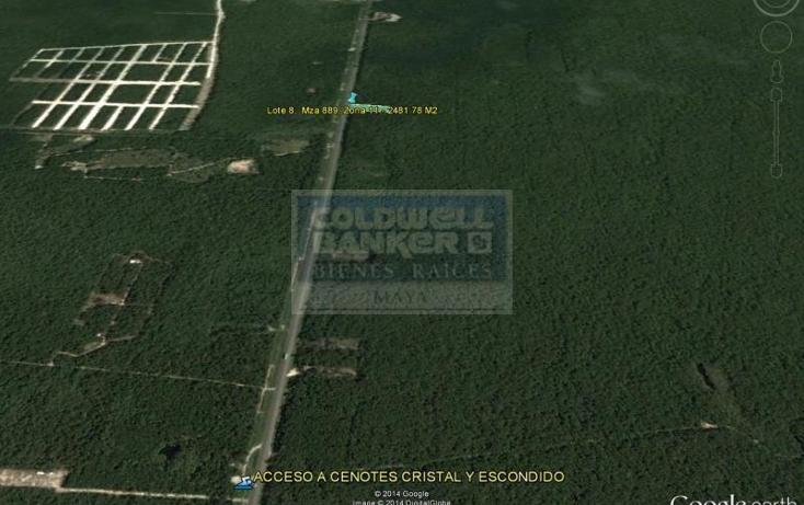 Foto de terreno comercial en venta en  , tulum centro, tulum, quintana roo, 1848638 No. 01