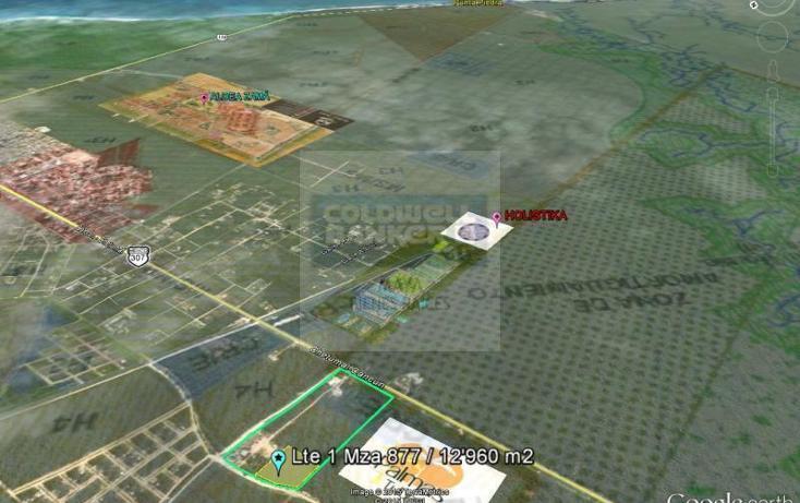 Foto de terreno comercial en venta en  , tulum centro, tulum, quintana roo, 1848700 No. 03