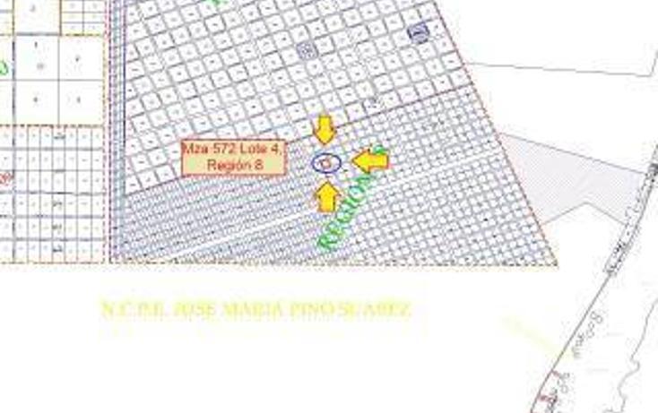 Foto de terreno habitacional en venta en  , tulum centro, tulum, quintana roo, 1858094 No. 02