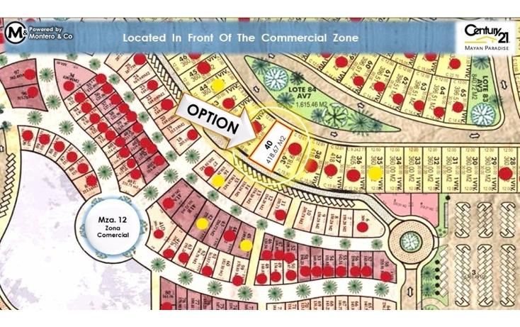 Foto de terreno habitacional en venta en  , tulum centro, tulum, quintana roo, 1858104 No. 04