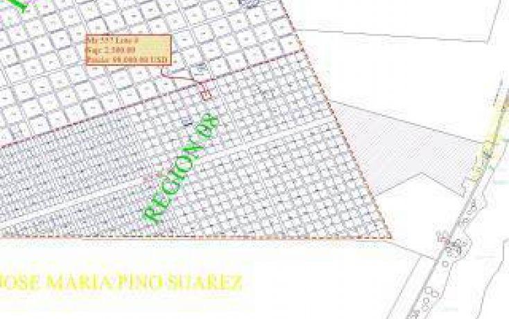 Foto de terreno habitacional en venta en, tulum centro, tulum, quintana roo, 1862970 no 01