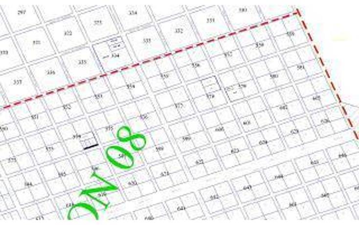 Foto de terreno habitacional en venta en  , tulum centro, tulum, quintana roo, 1862970 No. 03