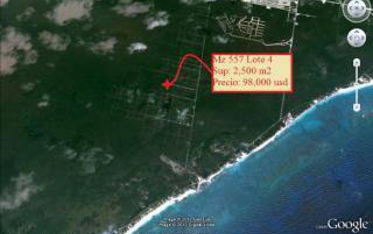 Foto de terreno habitacional en venta en, tulum centro, tulum, quintana roo, 1862970 no 04