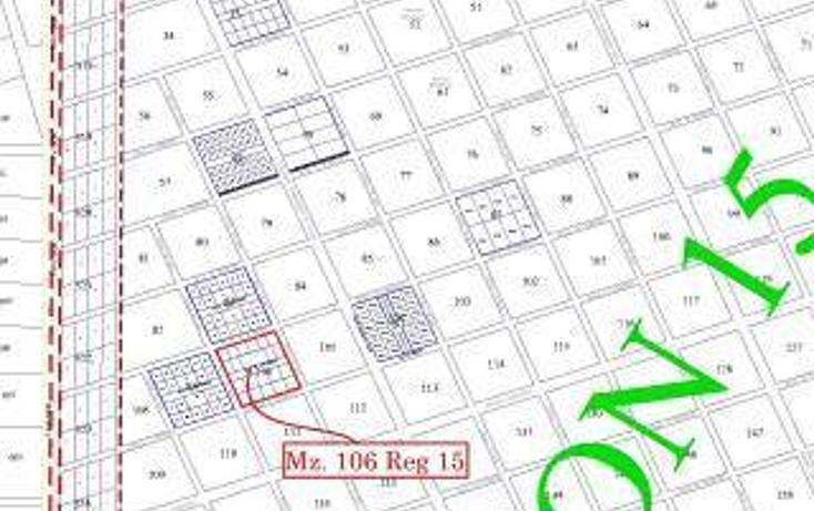 Foto de terreno habitacional en venta en  , tulum centro, tulum, quintana roo, 1862992 No. 01