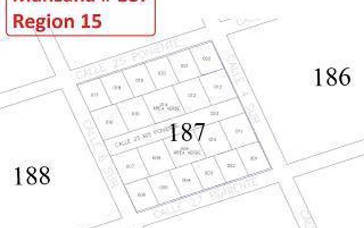 Foto de terreno habitacional en venta en  , tulum centro, tulum, quintana roo, 1862994 No. 06