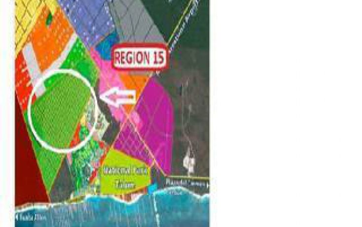 Foto de terreno habitacional en venta en, tulum centro, tulum, quintana roo, 1862996 no 02