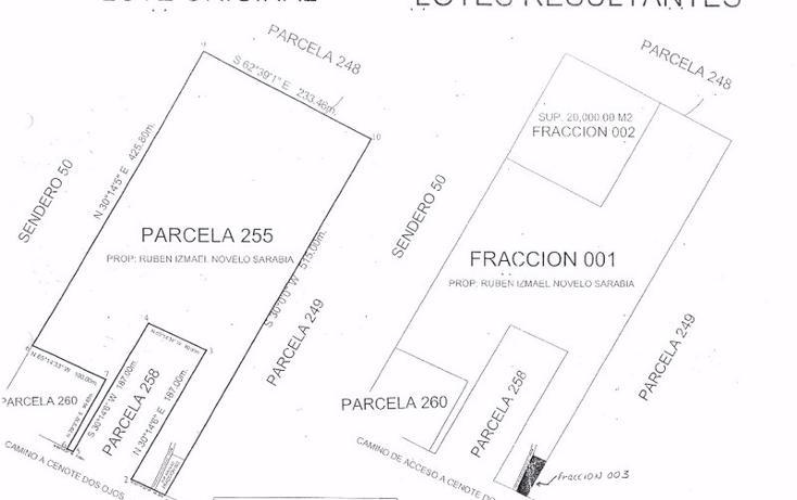 Foto de terreno habitacional en venta en  , tulum centro, tulum, quintana roo, 1863006 No. 11