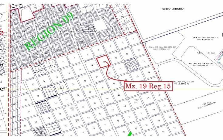 Foto de terreno habitacional en venta en  , tulum centro, tulum, quintana roo, 1863022 No. 01