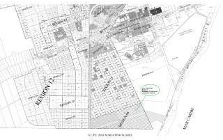 Foto de terreno habitacional en venta en  , tulum centro, tulum, quintana roo, 1863024 No. 01