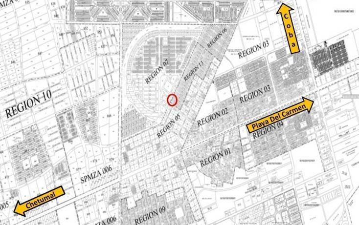 Foto de terreno habitacional en venta en  , tulum centro, tulum, quintana roo, 1863040 No. 01