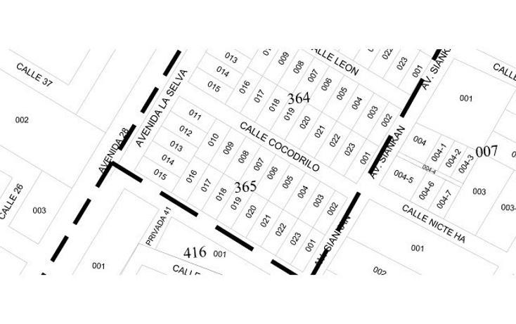 Foto de terreno habitacional en venta en  , tulum centro, tulum, quintana roo, 1863042 No. 04