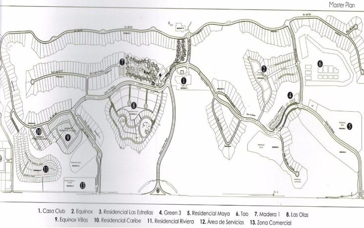 Foto de terreno habitacional en venta en  , tulum centro, tulum, quintana roo, 1863044 No. 03