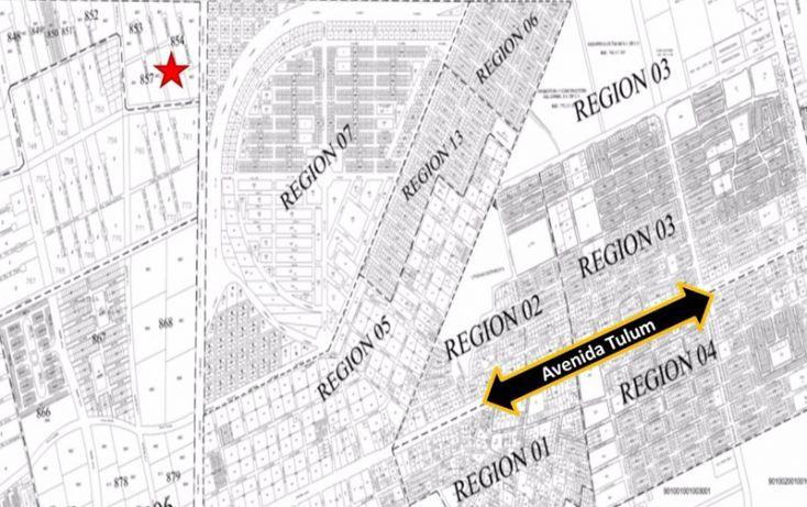 Foto de terreno habitacional en venta en, tulum centro, tulum, quintana roo, 1863046 no 01