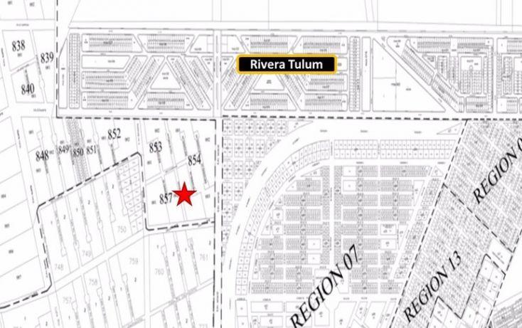 Foto de terreno habitacional en venta en, tulum centro, tulum, quintana roo, 1863046 no 02