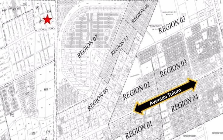 Foto de terreno habitacional en venta en  , tulum centro, tulum, quintana roo, 1863046 No. 02
