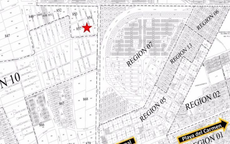 Foto de terreno habitacional en venta en, tulum centro, tulum, quintana roo, 1863046 no 04