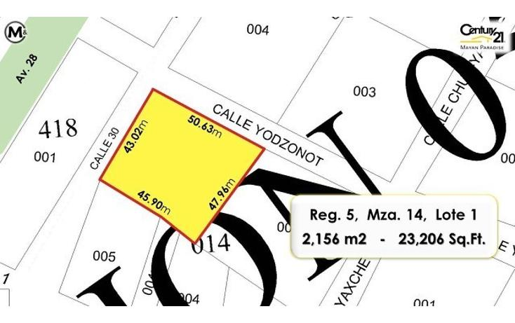 Foto de terreno habitacional en venta en  , tulum centro, tulum, quintana roo, 1863058 No. 04