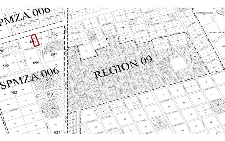 Foto de terreno habitacional en venta en  , tulum centro, tulum, quintana roo, 1863088 No. 03