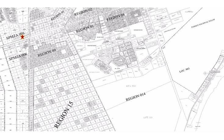 Foto de terreno habitacional en venta en  , tulum centro, tulum, quintana roo, 1863090 No. 02