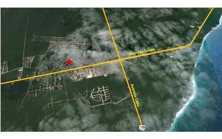 Foto de terreno habitacional en venta en  , tulum centro, tulum, quintana roo, 1893146 No. 01