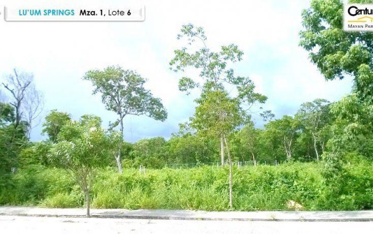 Foto de terreno habitacional en venta en, tulum centro, tulum, quintana roo, 1962693 no 07