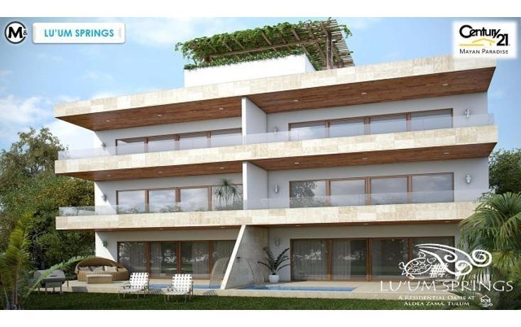 Foto de terreno habitacional en venta en  , tulum centro, tulum, quintana roo, 1962693 No. 09