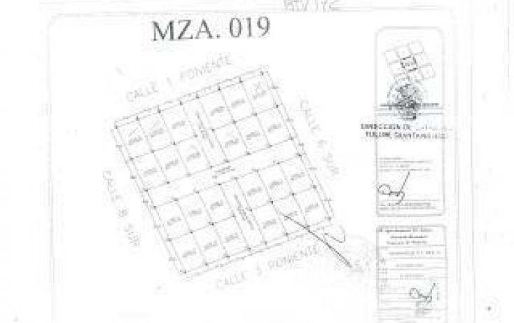 Foto de terreno habitacional en venta en, tulum centro, tulum, quintana roo, 1962709 no 08