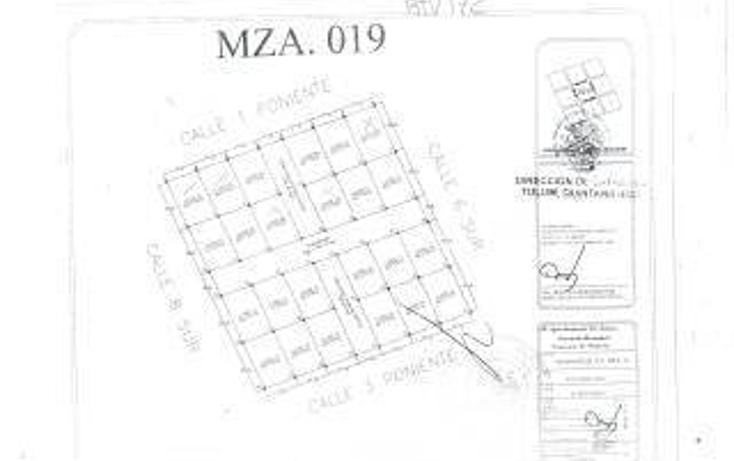 Foto de terreno habitacional en venta en  , tulum centro, tulum, quintana roo, 1962709 No. 08