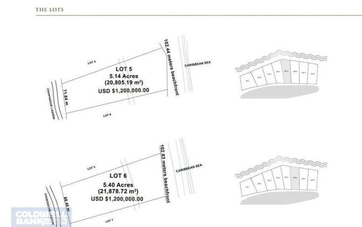 Foto de terreno comercial en venta en  , tulum centro, tulum, quintana roo, 2011810 No. 13
