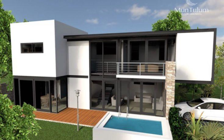 Foto de casa en venta en, tulum centro, tulum, quintana roo, 2033736 no 01