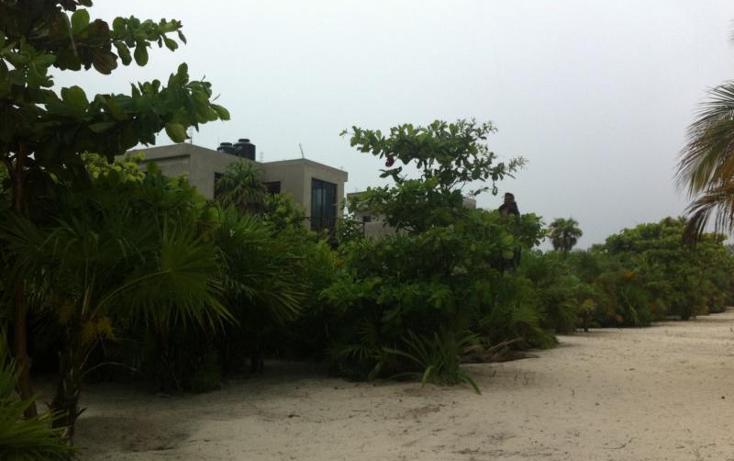 Foto de terreno habitacional en venta en  , tulum centro, tulum, quintana roo, 285613 No. 05