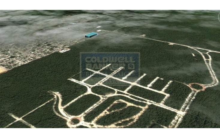 Foto de terreno habitacional en venta en  , tulum centro, tulum, quintana roo, 328824 No. 01