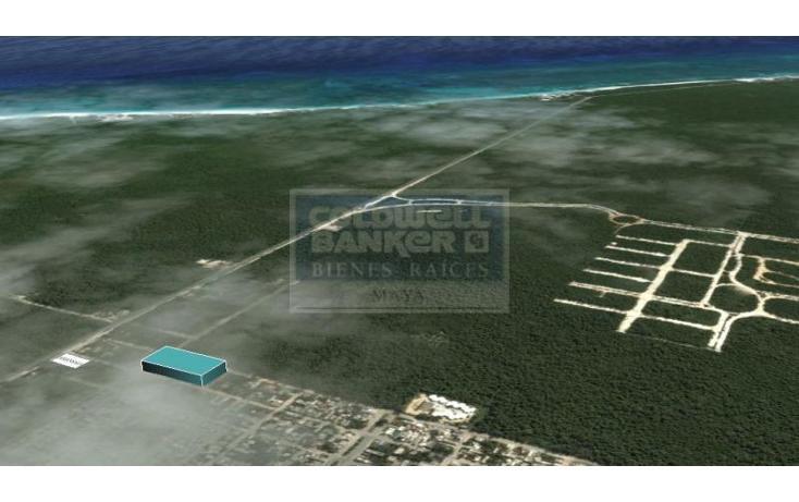 Foto de terreno habitacional en venta en  , tulum centro, tulum, quintana roo, 328824 No. 06