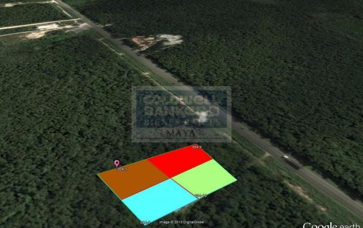 Foto de terreno habitacional en venta en  , tulum centro, tulum, quintana roo, 346113 No. 07