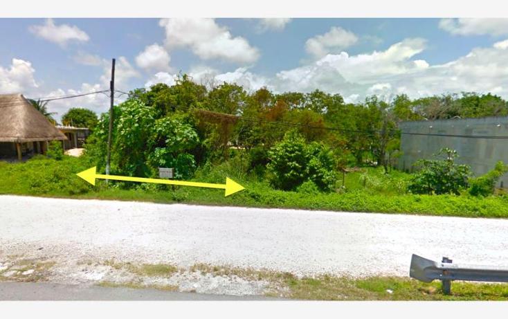 Foto de terreno comercial en venta en  , tulum centro, tulum, quintana roo, 375759 No. 03