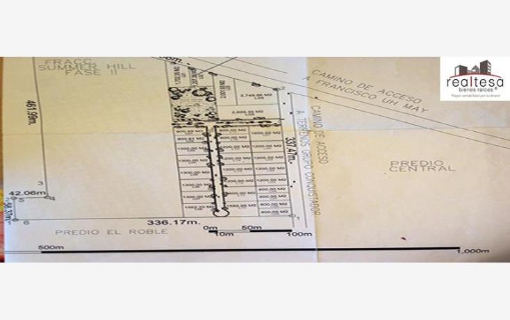 Foto de terreno habitacional en venta en  , tulum centro, tulum, quintana roo, 603735 No. 02