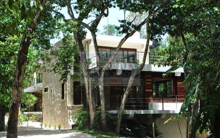 Foto de casa en venta en  , tulum centro, tulum, quintana roo, 647361 No. 01