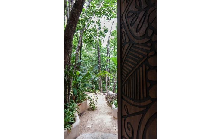 Foto de terreno habitacional en venta en  , tulum centro, tulum, quintana roo, 723949 No. 06
