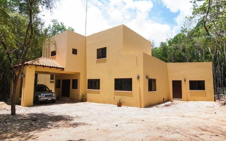 Foto de casa en venta en  , tulum centro, tulum, quintana roo, 724045 No. 01