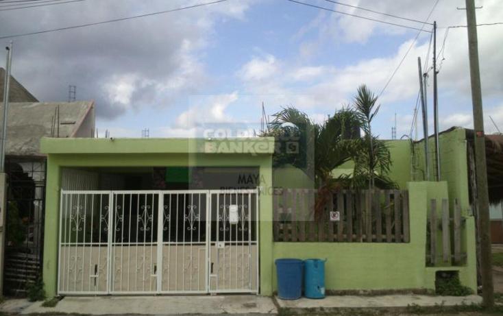 Foto de casa en venta en  , tulum centro, tulum, quintana roo, 841145 No. 01
